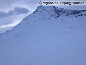 Image Of Avalanche Activity
